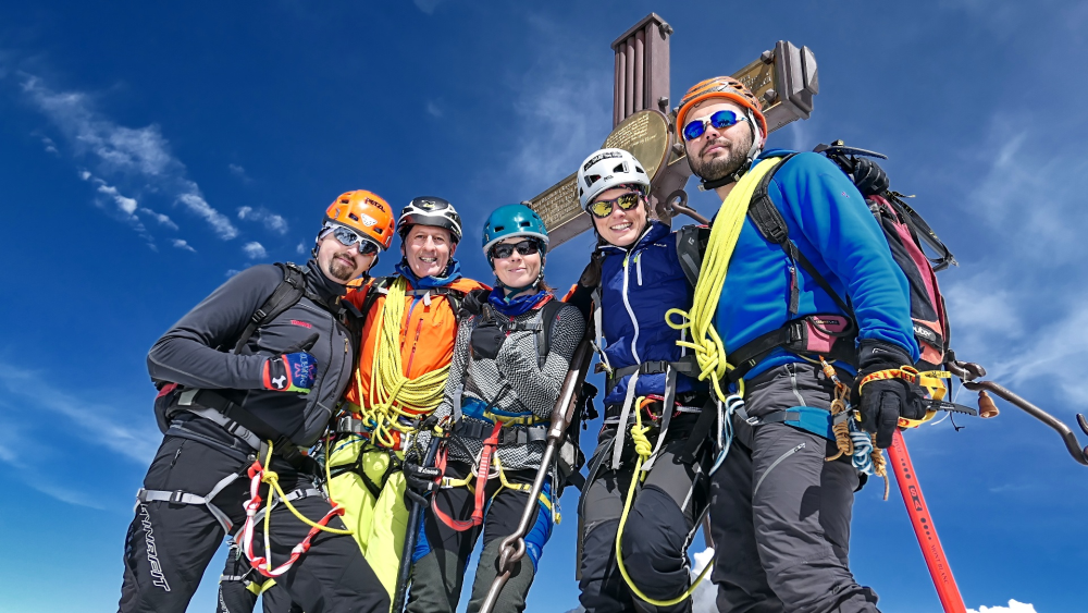 Galfy team na streche Rakúska.