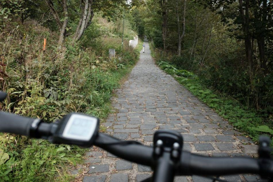 Ebajk dáva veľkú slobodu a voľnosť v tom, že som sa len tak vybral na cesty, na ktoré normálne s bicyklom nevstupujem.