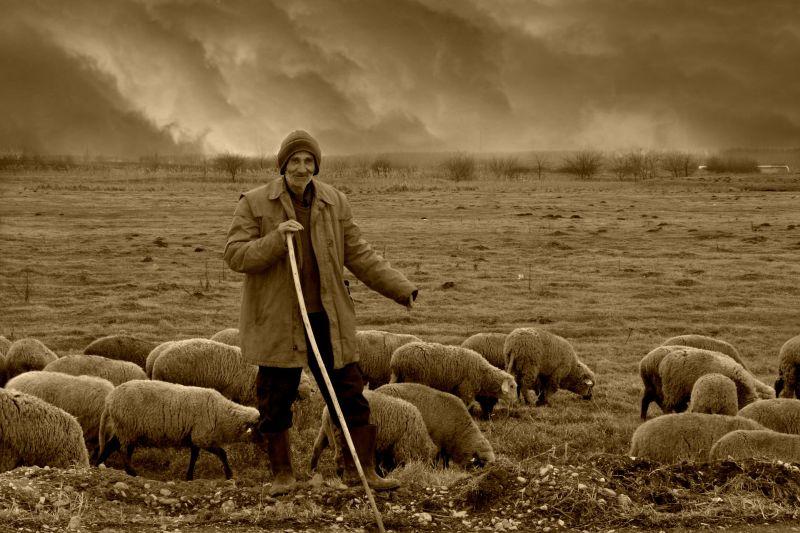Pestovanie plodín a pastierstvo ako tradičný spôsob obživy.