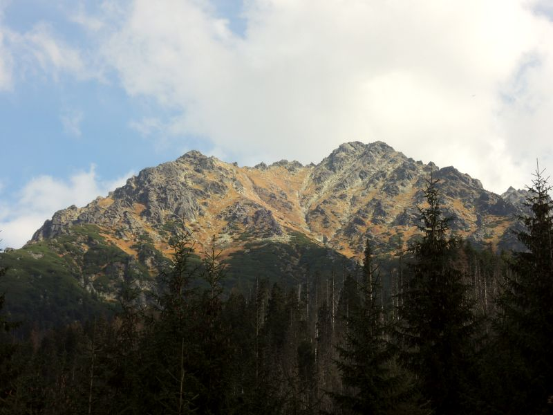 Kôprová dolina.