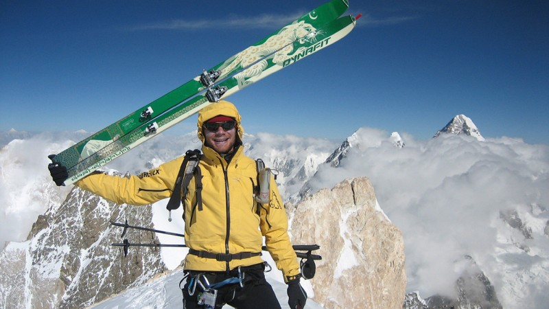 Gasherbrum II Benedikt Böhm