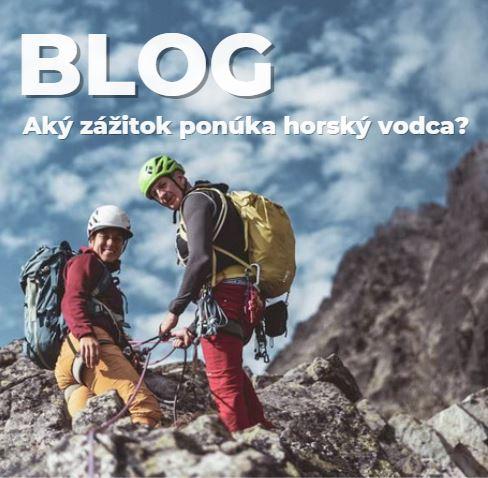 Aký zážitok ponúka horský vodca?
